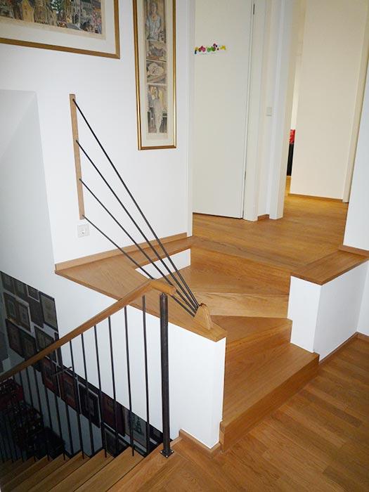 Wintergarten Holz Reparieren ~ Treppenbau in Aachen  Eben Holz Schreinerei Aachen  Werkstatt für